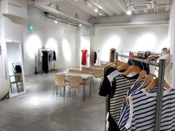Adonisis 2018 Spring&Summer 展示会