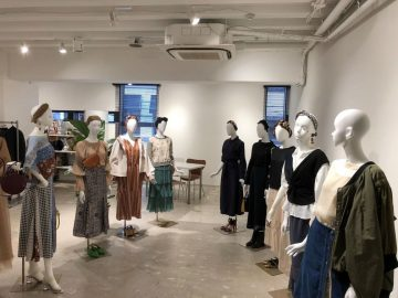 Eimee Law 展示会