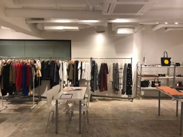 2019 AUTUMN-WINTER COLLECTION Exhibition  AURORA PRESTIGE le.babe BRUNO PREMI