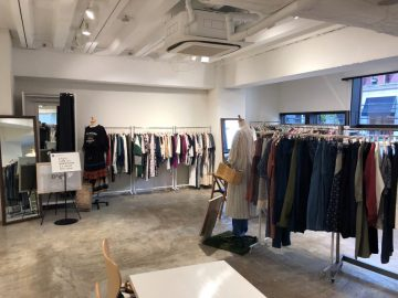 D*g*y LIME inc. BARNDOOR s.t closet Rim Land 合同展示会