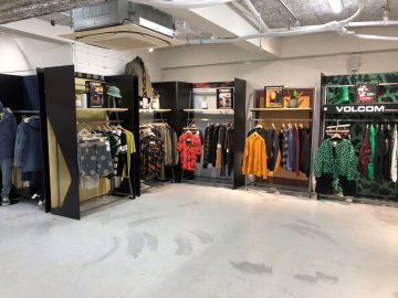FALL 2020/SNOW 2021 EXHIBITION VOLCOM