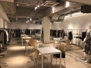 合同展示会 MAzetto fashion exhibition