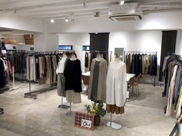 +One LILYAN HOUSE 展示会